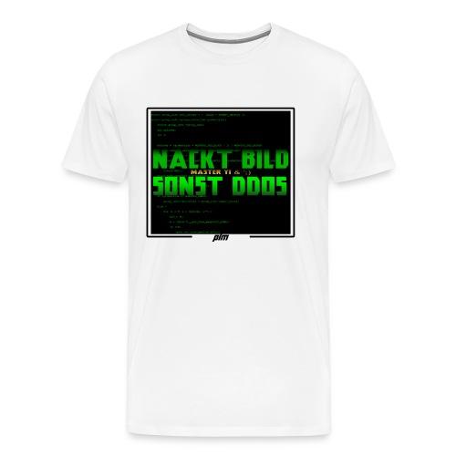 DDOS - Männer Premium T-Shirt