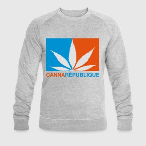 CANNABIS RÉPUBLIQUE - CannaRépublique - Sweat-shirt Homme Stanley & Stella