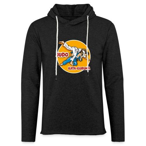 Judowurf Kataguruma1 - Leichtes Kapuzensweatshirt Unisex