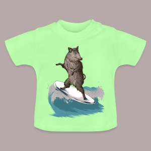 Severn Boar - Baby T-Shirt