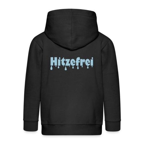 Hitzefrei - Kinder Premium Kapuzenjacke