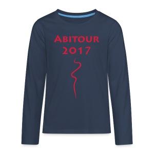 Abitour 2017 - Teenager Premium Langarmshirt