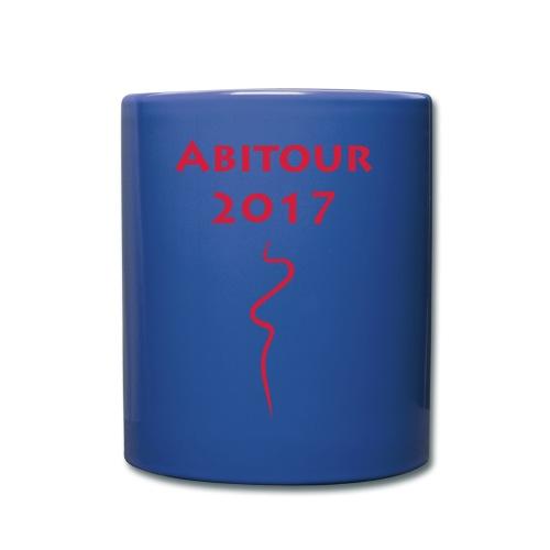 Abitour 2017 - Tasse einfarbig
