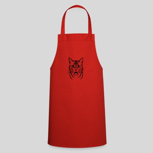 Katzenkopf - Kochschürze