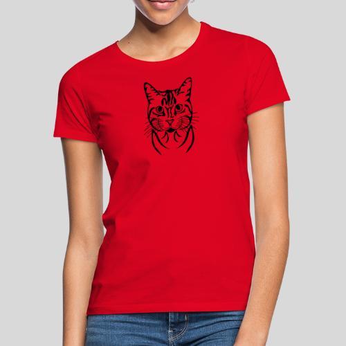 Katzenkopf - Frauen T-Shirt