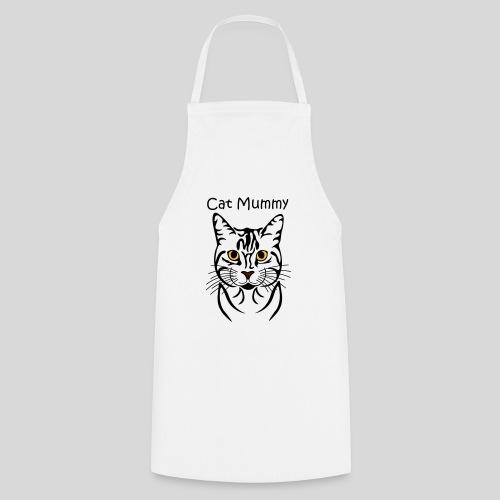 Katzenkopf/Cat Mummy - Kochschürze