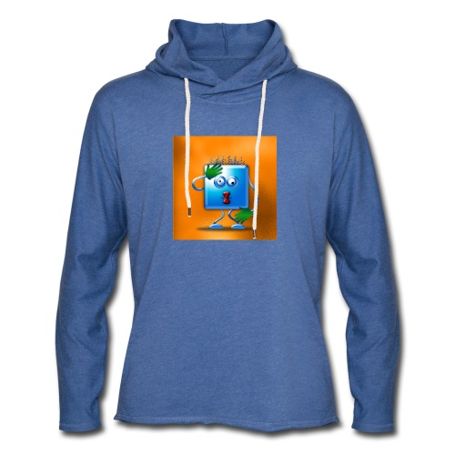 cubickly challenged - Light Unisex Sweatshirt Hoodie