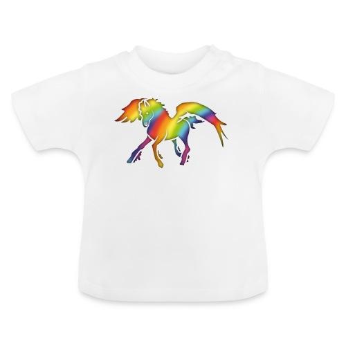 PEGASE Arc-en-ciel - T-shirt Bébé