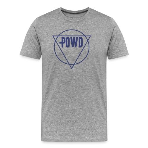 Powd Hipster Shirt - Männer Premium T-Shirt