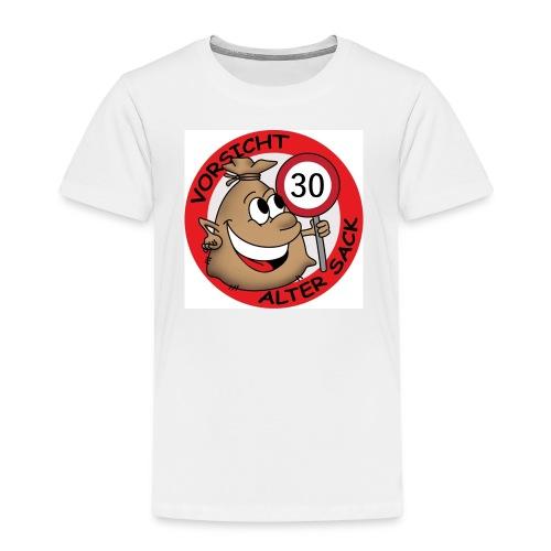 Alter Sack 30 - Kinder Premium T-Shirt