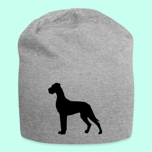 Doggenjacke Fleece - Jersey-Beanie