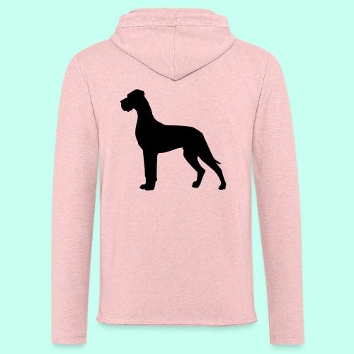 Doggenjacke Fleece - Leichtes Kapuzensweatshirt Unisex