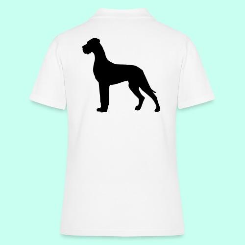 Doggenjacke Fleece - Frauen Polo Shirt