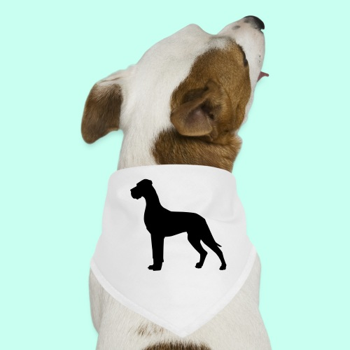 Doggenjacke Fleece - Hunde-Bandana