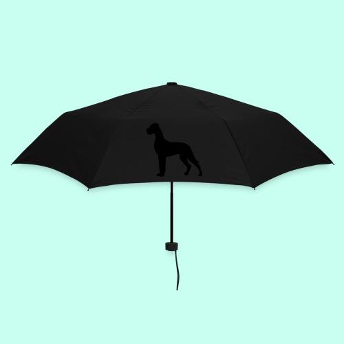 Doggenjacke Fleece - Regenschirm (klein)