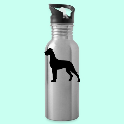 Doggenjacke Fleece - Trinkflasche