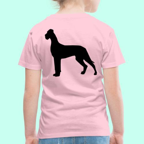 Doggenjacke Fleece - Kinder Premium T-Shirt