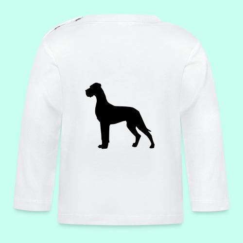 Doggenjacke Fleece - Baby Langarmshirt