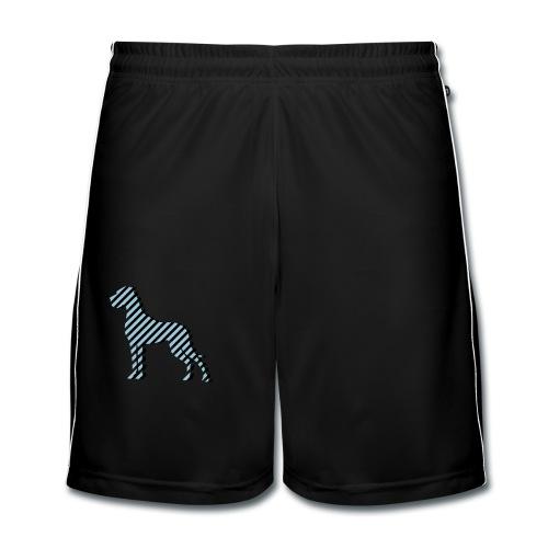Doggenjacke Fleece - Männer Fußball-Shorts