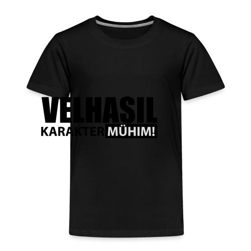 Karater Mühim - Kinder Premium T-Shirt
