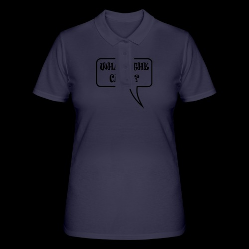 Whats the Craic? - Women's Polo Shirt