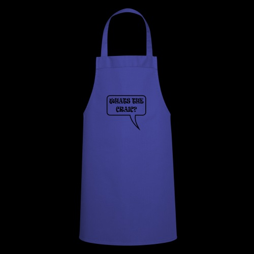 Whats the Craic? - Cooking Apron