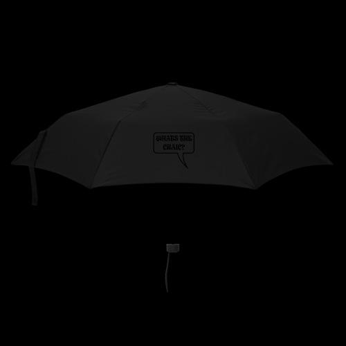 Whats the Craic? - Umbrella (small)