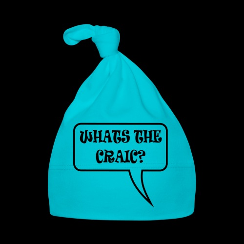 Whats the Craic? - Baby Cap