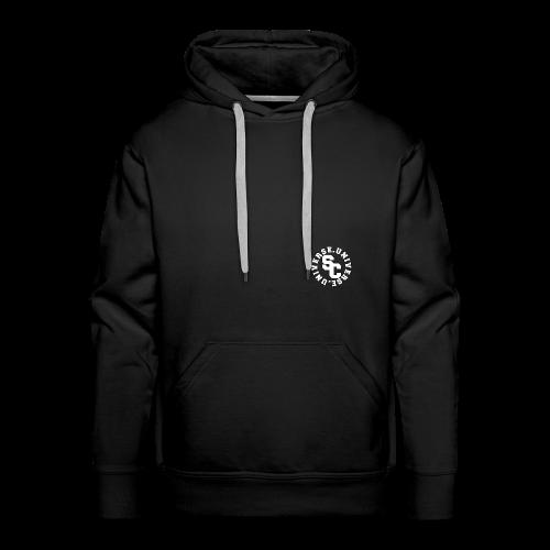 logo classiq - Sweat-shirt à capuche Premium pour hommes