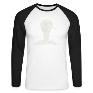 Thanatos - Men's Long Sleeve Baseball T-Shirt
