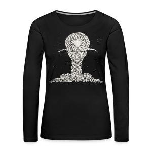 Thanatos - Women's Premium Longsleeve Shirt
