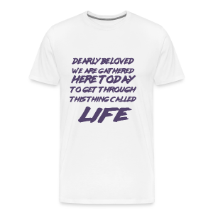 Prince - Men's Premium T-Shirt