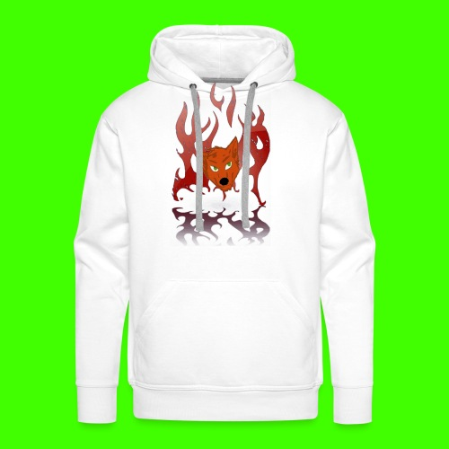 Mr. Spitfyre Shirt  - Men's Premium Hoodie