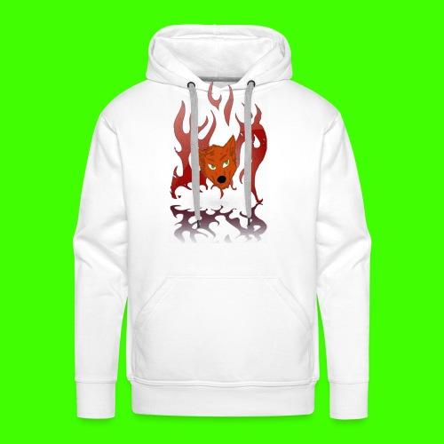 Mr. Spitfyre Shirt  - Men's Premium Hoodie