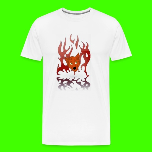 Mr. Spitfyre Shirt  - Men's Premium T-Shirt