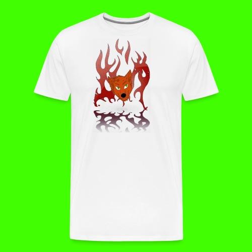 Mr. Spitfyre Shirt  - Men's Premium T-Shirt