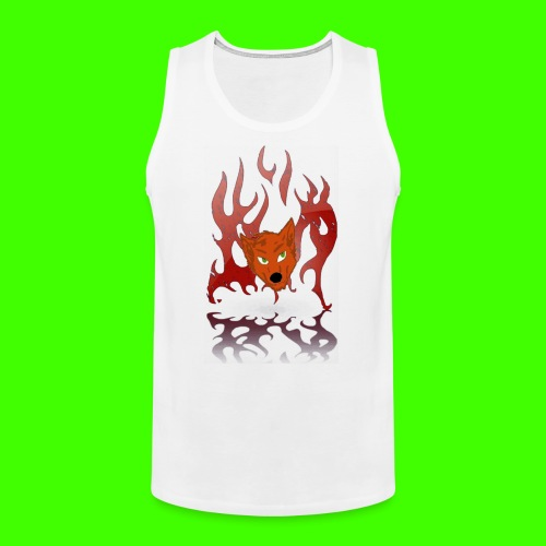 Mr. Spitfyre Shirt  - Men's Premium Tank Top