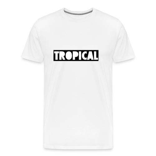 TROPICAL T-Shirt - Men's Premium T-Shirt
