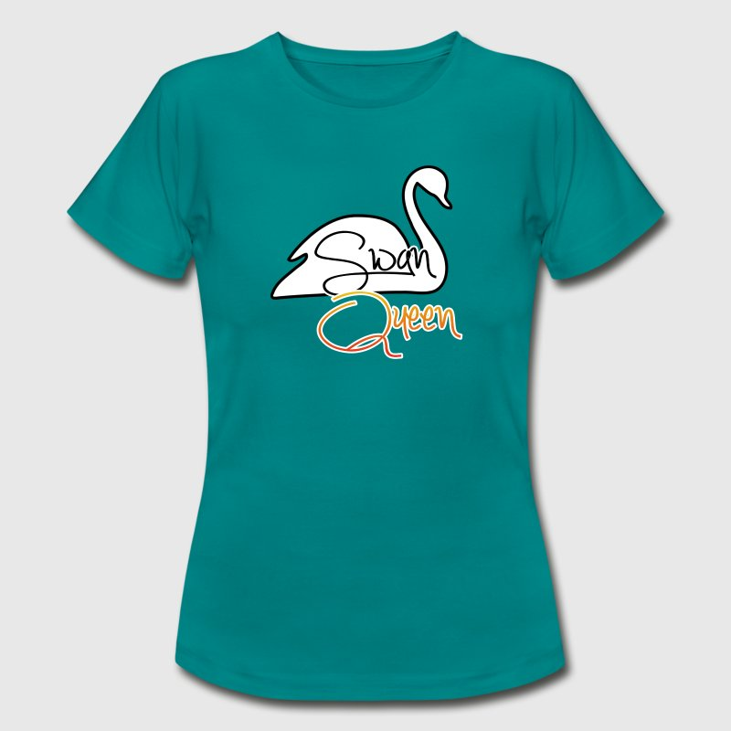 Swan Queen - Women's T-Shirt