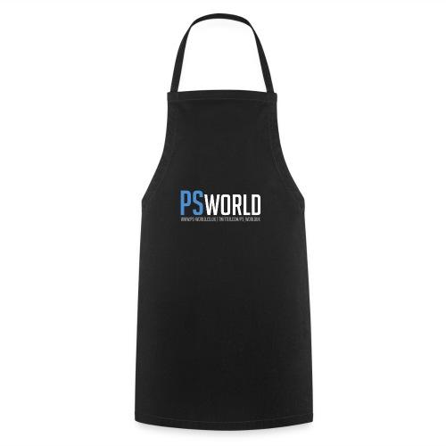 PS-World Logo - Premium T-Shirt - Cooking Apron