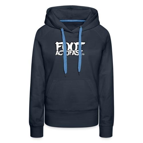 CASQUETTE FAF - Sweat-shirt à capuche Premium pour femmes