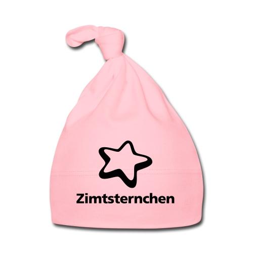 Zimtsternchen - Baby Mütze