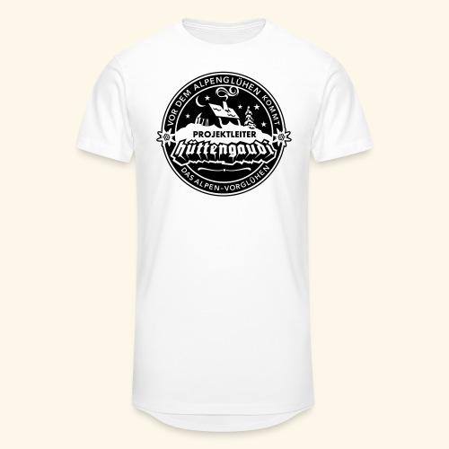 Projektleiter Hüttengaudi - Männer Urban Longshirt