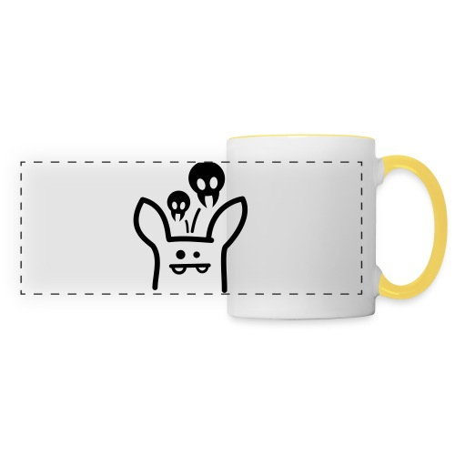 DTTR Logo 1 Badges   DTTR Logo 1 Buttons - Panoramic Mug