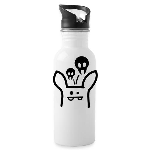 DTTR Logo 1 Badges   DTTR Logo 1 Buttons - Water Bottle