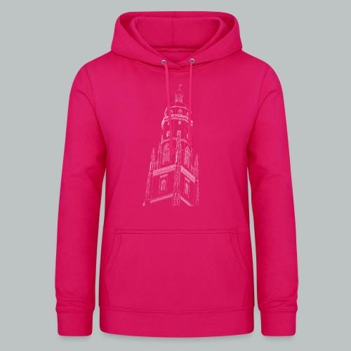 Nördlinger Wahrzeichen Daniel  T-Shirt (Frauen) - Frauen Hoodie