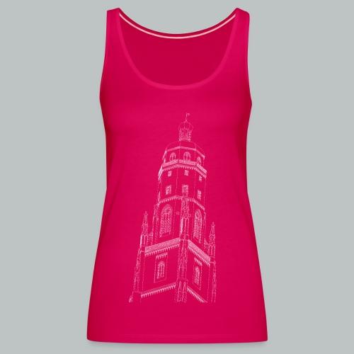 Nördlinger Wahrzeichen Daniel  T-Shirt (Frauen) - Frauen Premium Tank Top