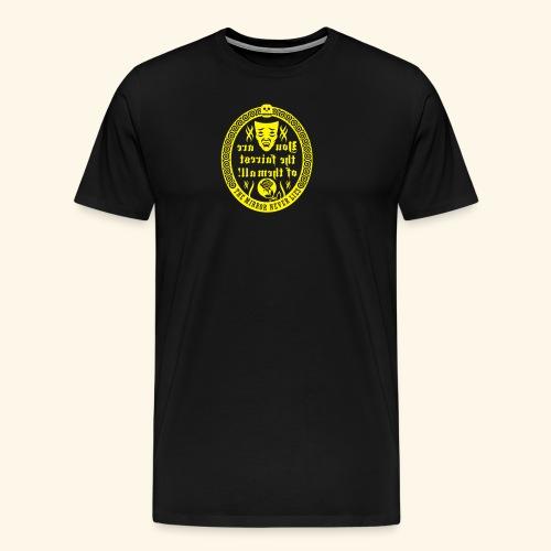 Fairest of them all,Kerlie - Männer Premium T-Shirt