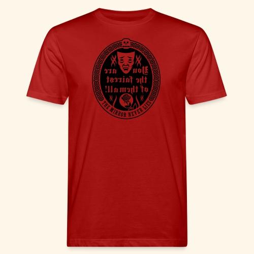 Fairest of them all,Lady - Männer Bio-T-Shirt