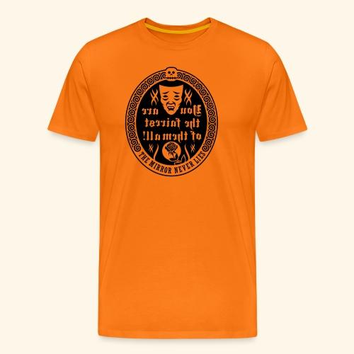 Fairest of them all,Lady - Männer Premium T-Shirt